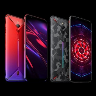 nubia Red Magic 3 in all colors