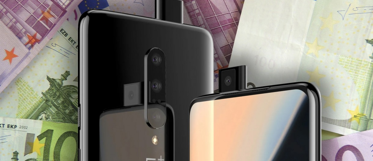 OnePlus 7 Pro prices will start at around €700 - GSMArena