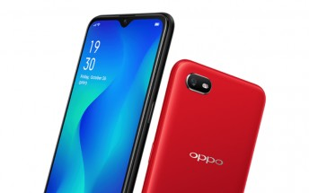 Oppo A1k launches in Russia, India pricing rumored at INR7,990