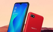 Oppo A1k arrives in India