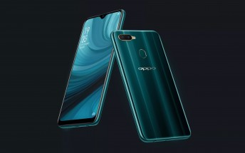 Oppo A7n announced: It's an A5s with more RAM and better selfie camera