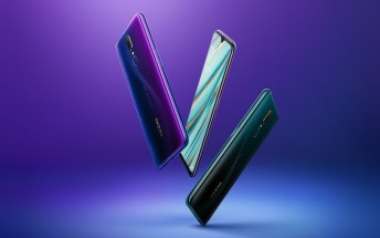 Oppo A9 comes to India at €200