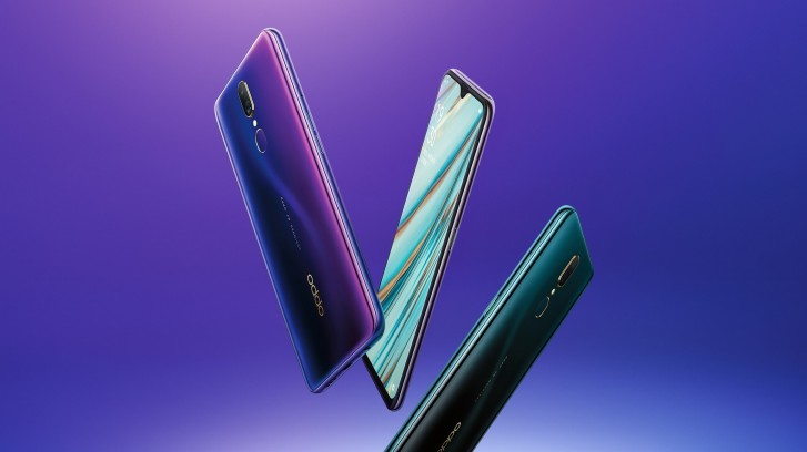 Oppo A9 goes official with 6.53-inch display and 4,020 mAh battery