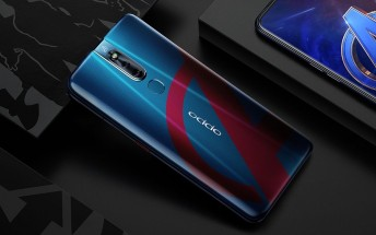 Oppo F11 Pro Marvel's Avengers Limited Edition to arrive in India on Amazon