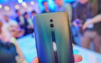 Oppo Reno hands-on review - the non-10x zoom version
