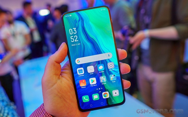 Oppo Reno hands-on review