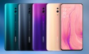 Oppo Reno official images appear, no 10x zoom camera in sight