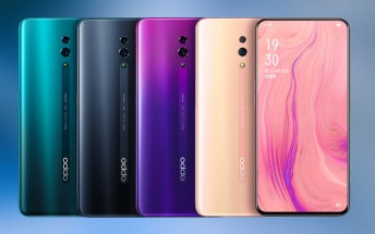 Oppo Reno with 10x zoom and 5G support coming on April 24