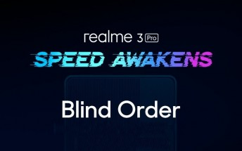 Realme lets you buy the 3 Pro before it's announced