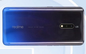 Realme RMX1901 certified in TENAA, similar to the supposed Oppo Reno lite