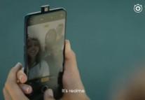 Stills from Realme video