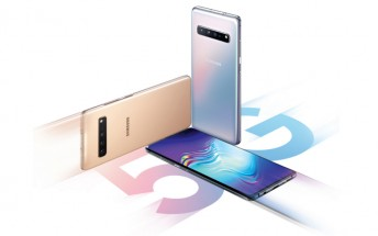 Samsung officially confirms Galaxy S10 5G is launching in Korea on April 5