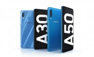 Samsung shipped 2 million Galaxy A phones in India