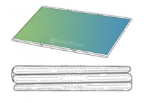 "S-type foldable screen (via: <a href=""https://www.mobielkopen.net/samsung-opvouwbare-tablet-dubbele-vouw"" target=""_blank"" rel=""noopener noreferrer"">Mobiel Kopen</a>)"