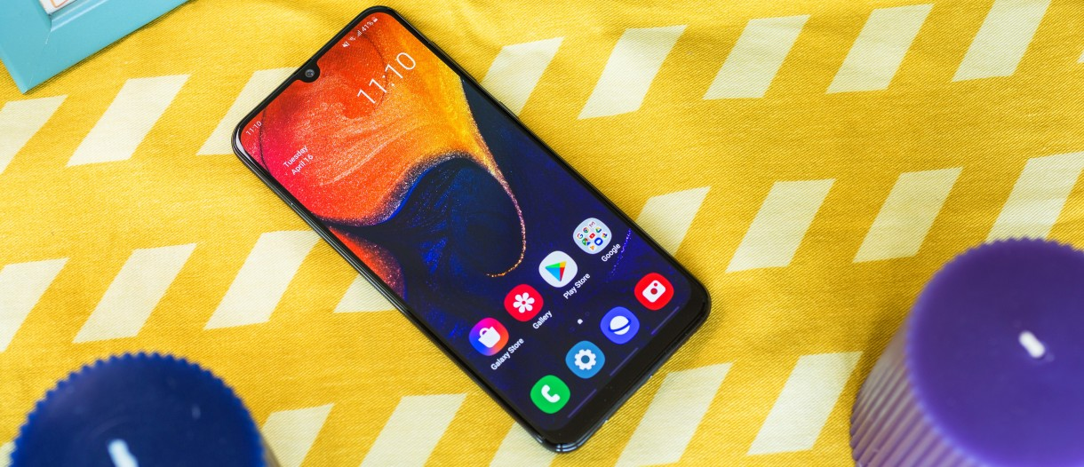 Samsung Galaxy A50 gets Night Mode, Super Slo-Mo, and June