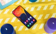 Samsung Galaxy A50 gets Night Mode, Super Slo-Mo, and June security patch in new update