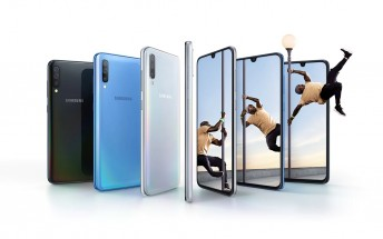 Samsung Galaxy A70 sales to start on April 26
