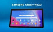 Samsung Galaxy View 2 specs confirmed by AT&T