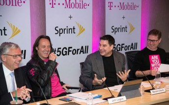Sprint and T-Mobile extend merger deadline by another month