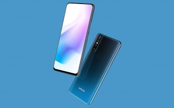 Notch-free vivo S1 goes on sale in China