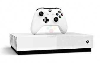 Microsoft Xbox One S All Digital leak shows a new disk-less console is on the way