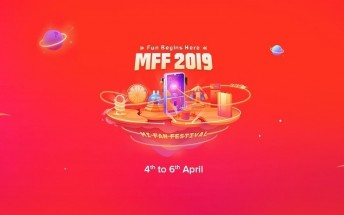 Xiaomi Mi Fan Festival kicks off in India with discounts, INR1 flash sales, and more