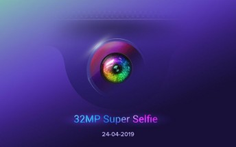 Redmi Y3 arriving on April 24 with 32 MP selfie camera