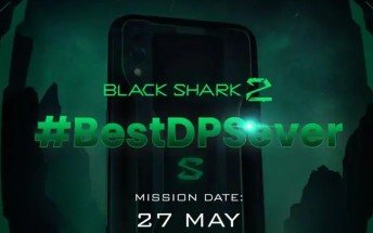 Black Shark 2 gaming smartphone reaching Indian shores on May 27