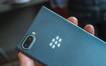 BlackBerry KEY2 LE available for Verizon Business customers