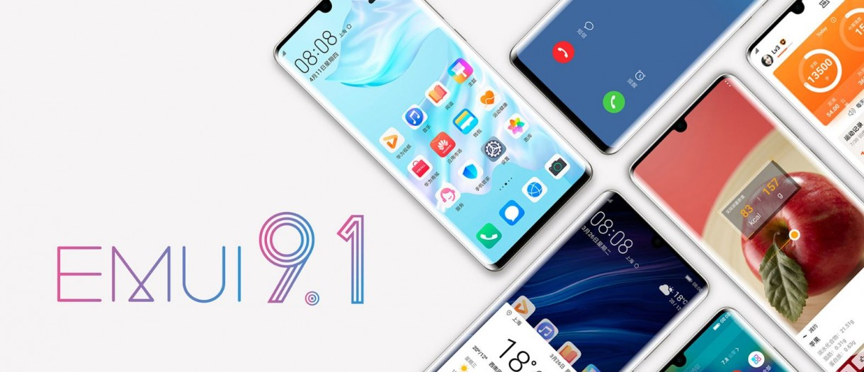 EMUI 9 1 second public beta adds 14 more Huawei devices