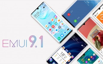 EMUI 9.1 second public beta adds 14 more Huawei devices