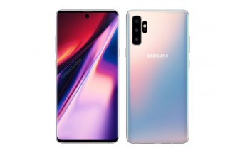 This is what the Samsung Galaxy Note10 will look like