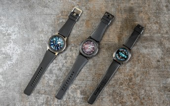 Galaxy Watch, Gear S3 and Gear Sport receive One UI
