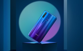 European prices for Honor 20 lite (aka Honor 10i) unveiled