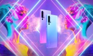 Exclusive: more Honor 20 Pro promo images, this time with more fashion
