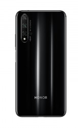 Honor 20 in Midnight Black