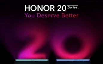 Honor 20 placeholder appears on Flipkart app