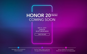 Watch the Honor 20 Series announcement live here