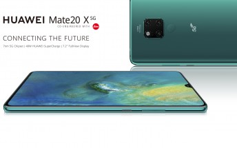 Huawei Mate 20 X (5G) is official, arrives in the UK in June for £999