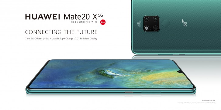 Huawei Mate 20 X (5G) finally goes on sale