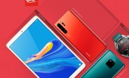Huawei MediaPad M6 appears on JD.com