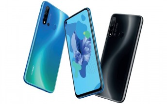 Huawei nova 5i visits Antutu