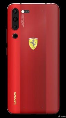 Lenovo Z6 Pro Ferrari Edition
