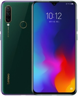 Lenovo Z6 Youth Edition in Stardust color