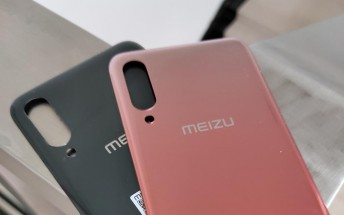 Triple-camera Meizu 16Xs panels and photos leak online