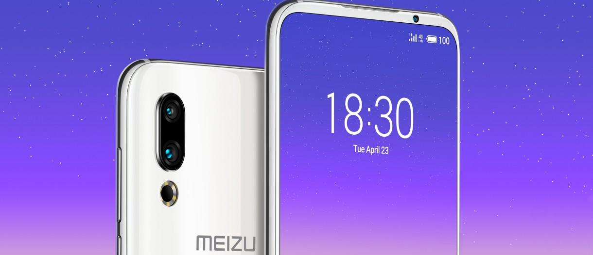 Meizu 16Xs launch event set for May 30 - GSMArena com news