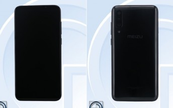 Meizu 16Xs full specs revealed by TENAA, 48MP camera and 6.2-inch AMOLED display in tow