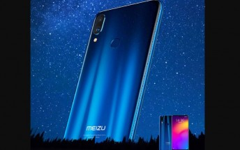Meizu Note 9 now available in Starlight Blue color