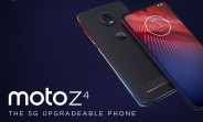 Motorola Moto Z4 debuts with Snapdragon 675 and 48MP camera