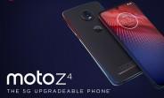 Motorola Moto Z4 debuts with Snapdragon 675 and 48MP camera